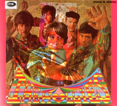 35_ the hollies evolution cover design by the fool