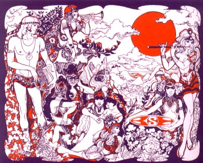 fool Design Collective psychedelich artwork