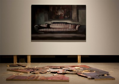 nacho-martín-silva-nothing-will-be-like-before-painting-installation-oil-on-canvas-oil-on-wood-200-x-250-x-270-installation-view-at-matadero-madrid-2012