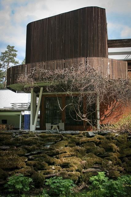 Alvar aalto formidable mag architecture - Villa mairea alvar aalto ...