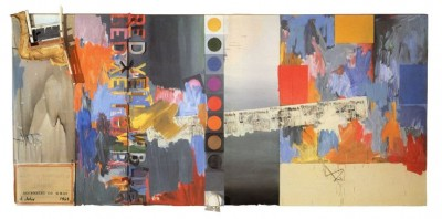 jasper johns artwork According to What (1964)