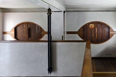 Olivetti-Showroom interior design by Carlo Scarpa in Venice