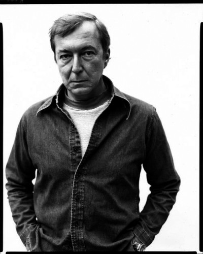 Richard-Avedon portrait of Jasper-Johns-Artist-New-York-City-April-29-1976