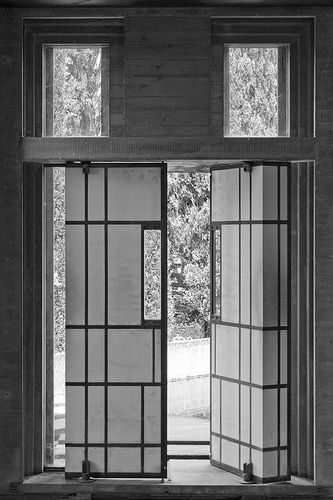 scarpa designed doors