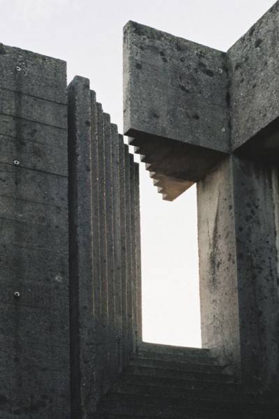 Tomba Brion by arcgitect carlo scarpa