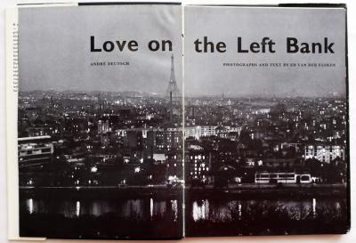 elsken-love-paris-love left bank Ed van der Elsken