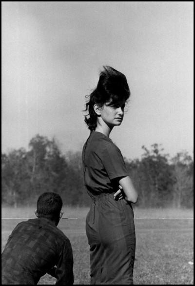 USA. Prairieville, Louisiana. 1964.