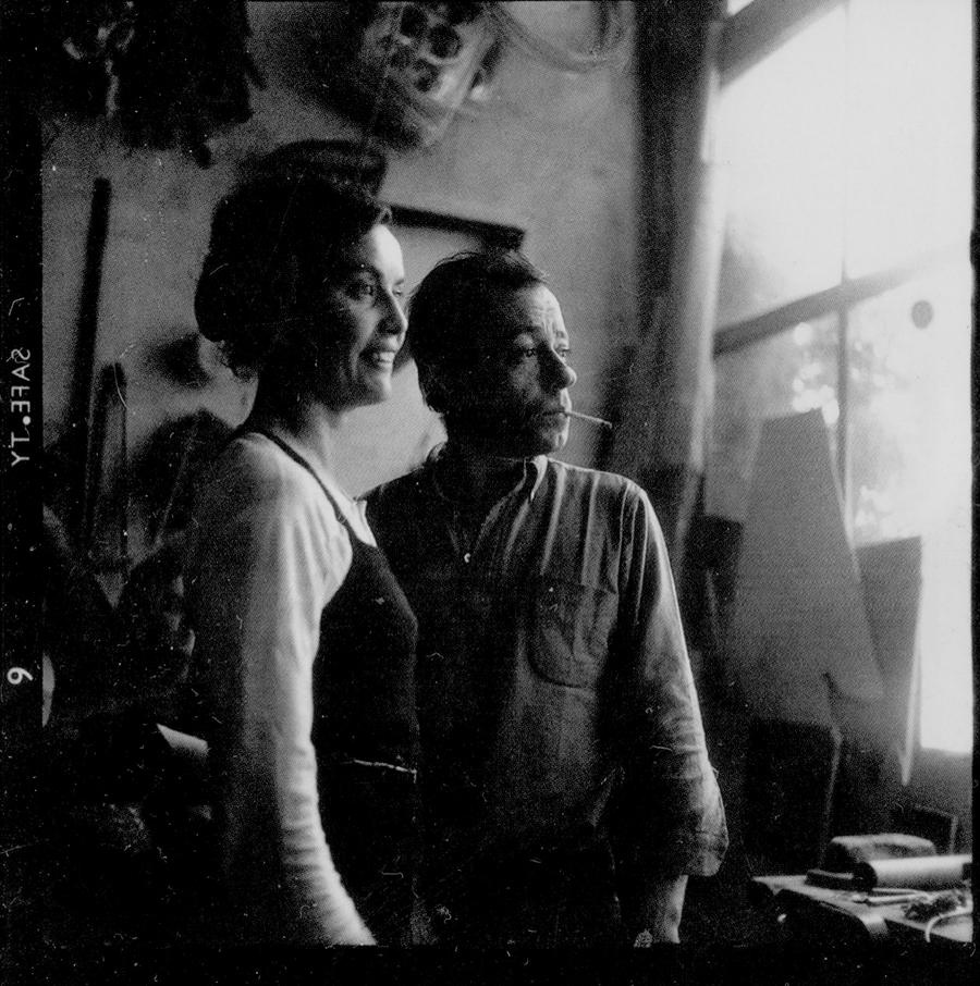Francois Xavier And Claude Lalanne Surreal Sculptures