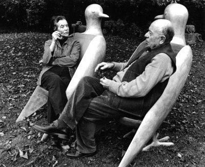 Francois-Xavier-Claude-Lalanne-bird-chair