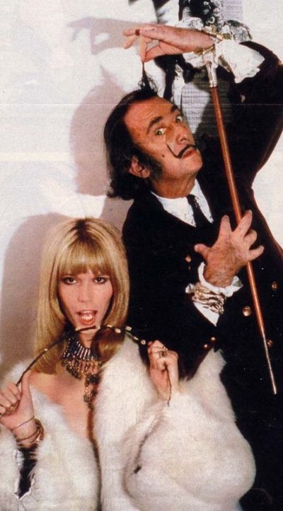 dali and amanda lear performance