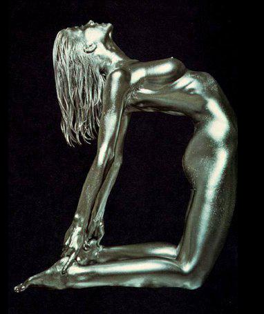 Jon Stevens silver people