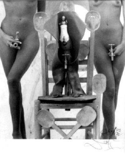 Les-robinets-composition-surréaliste1-salvador-dali