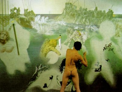 Salvador Dali - Tuna Fishing (advanced State), circa 1966-67