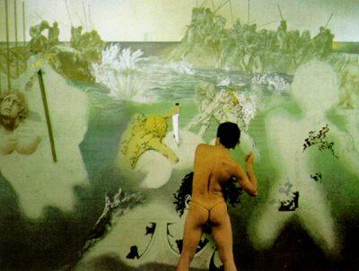 Salvador Dali - Tuna Fishing (advanced State), circa 1966-67