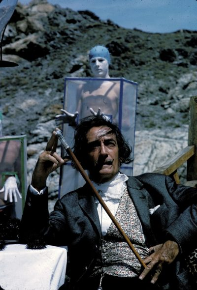 A Soft Self-Portrait of Salvador Dalí — by director Jean-Christophe Averty and narrated in English by Orson Welles