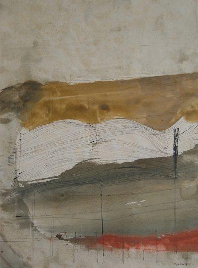 "Gouache; 33x24 cm; inscribed ""Munford"""