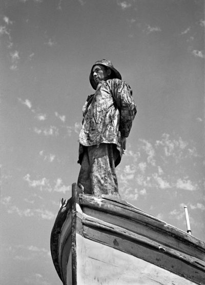 seamen by spanish photographer Jose suarez