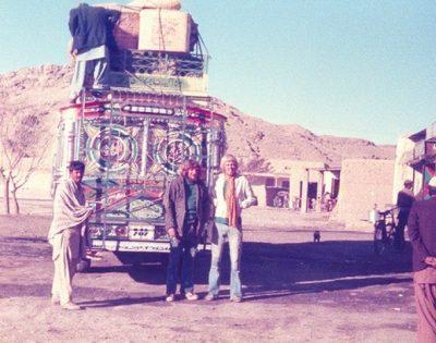 hippie bus overloaded