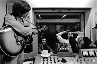 beatles get back-let it be recording sessions
