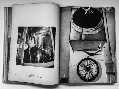 bontecou portrait black and white