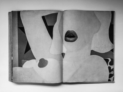 artwork by wesselmann
